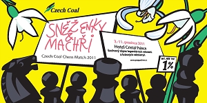 Sněženky a machři – Czech Coal Chess Match 2011