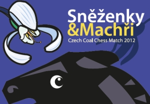 SNĚŽENKY A MACHŘI – CZECH COAL CHESS MATCH 2012