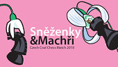 Sn�enky a Mach�i - Czech Coal Chess 2010