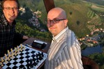 Grandmaster Neuman won while flying over the �esk� Kras