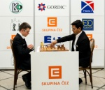 Harikrishna scored first